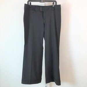 Banana Republic Jackson fit Black Pants 12P